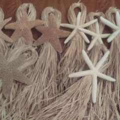 Starfish Wedding Chair Decorations Outdoor With Canopy Mix And Match Beach