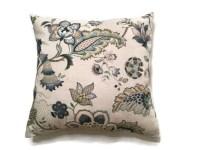 Designer Decorative Pillow-Blue Throw Pillow-Luxury