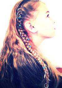 23 pc set Hair Rings Hair Jewelry Hair Braid Rings French