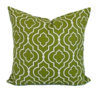 Green pillow covers Throw pillows Toss pillow by PillowCorner