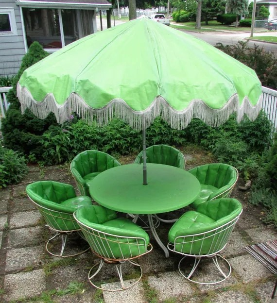 swivel chair mid century minnie mouse chairs for kids vintage patio furniture 6 piece set homecrest wire