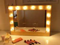 Hollywood mirror with lights vanity mirror lighted makeup