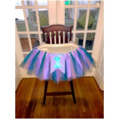 The Mermaid Chair Outdoor Wicker Pool Lounge Chairs Little Highchair Tutu