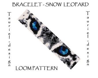 Loom pattern polish folk inspired bracelet pattern by Tauriel