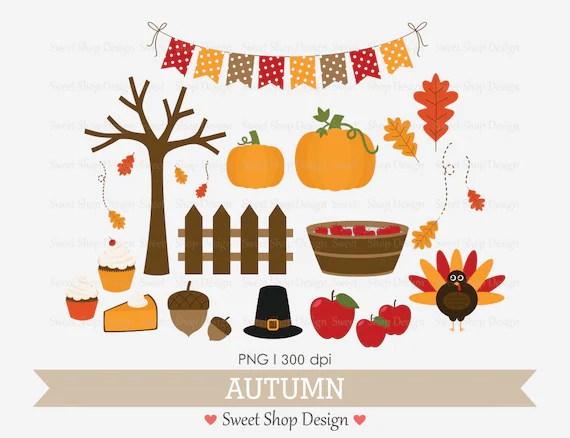 autumn clip art fall