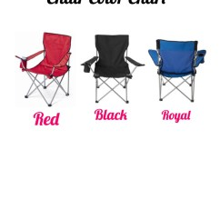 Soccer Mom Covered Chairs Tub With Casters Monogrammed Chair Camp Softball Baseball