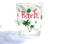 Personalized Cocktail Glass