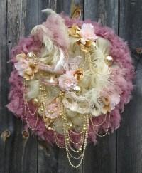 Mask Wreath Victorian Wreath Mardi Gras Wreath VICTORIAN