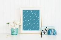 Arrow Print Arrow Nursery Decor Arrow Wall by ...