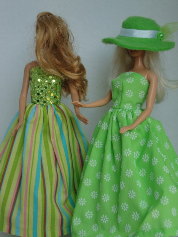 11-12 Fashion Doll Clothes Dress 2