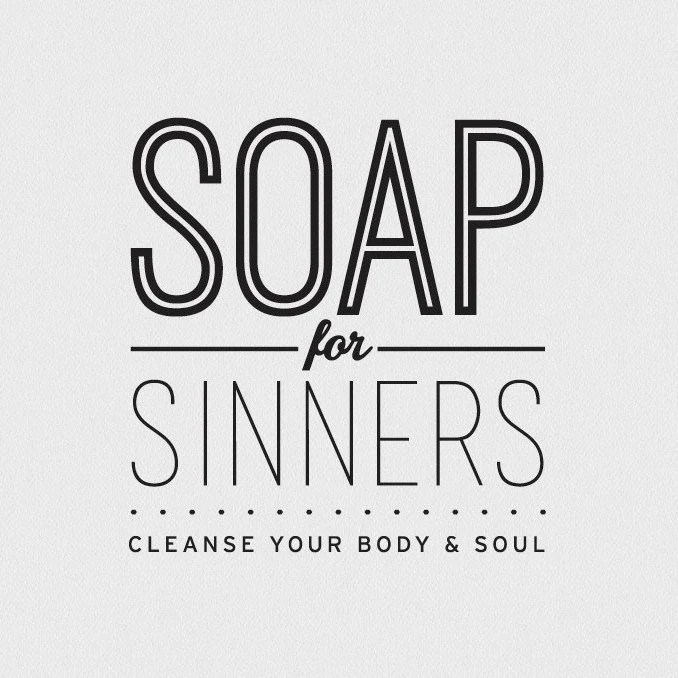 Soap for Sinners... Cleanse Your Body & Soul by SoapForSinners