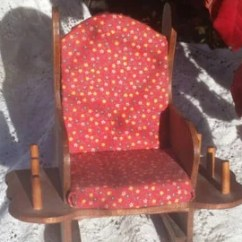 Glider Rocking Chair Cushion Pattern Slipcovers For Country – Etsy