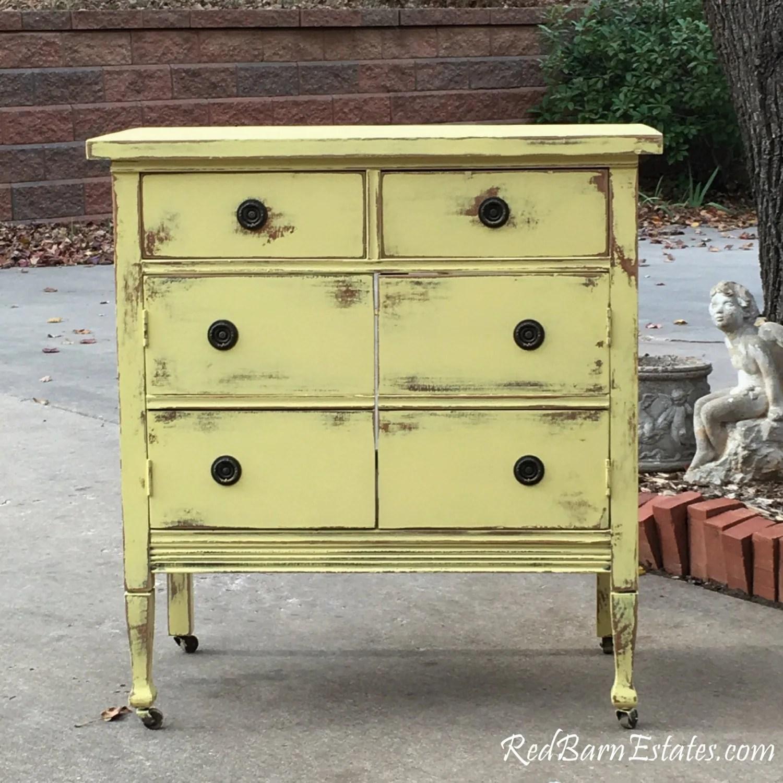 Antique Dresser BATH VANITY CABINET We Custom Convert from an