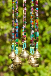 Beaded Wind Chimes DIY