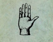 Hand Outstretched - Antiq...