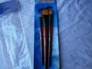 ebony splendor flat wash brushes