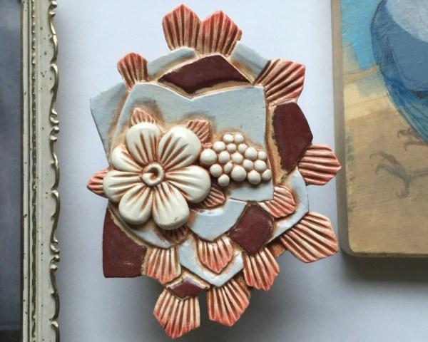 Ceramic Wall Art Decor