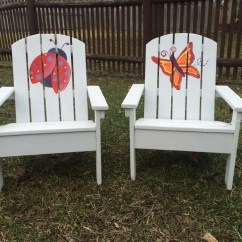 Child Sized Chairs Swing Chair Olx Custom Adirondack Size Personalized