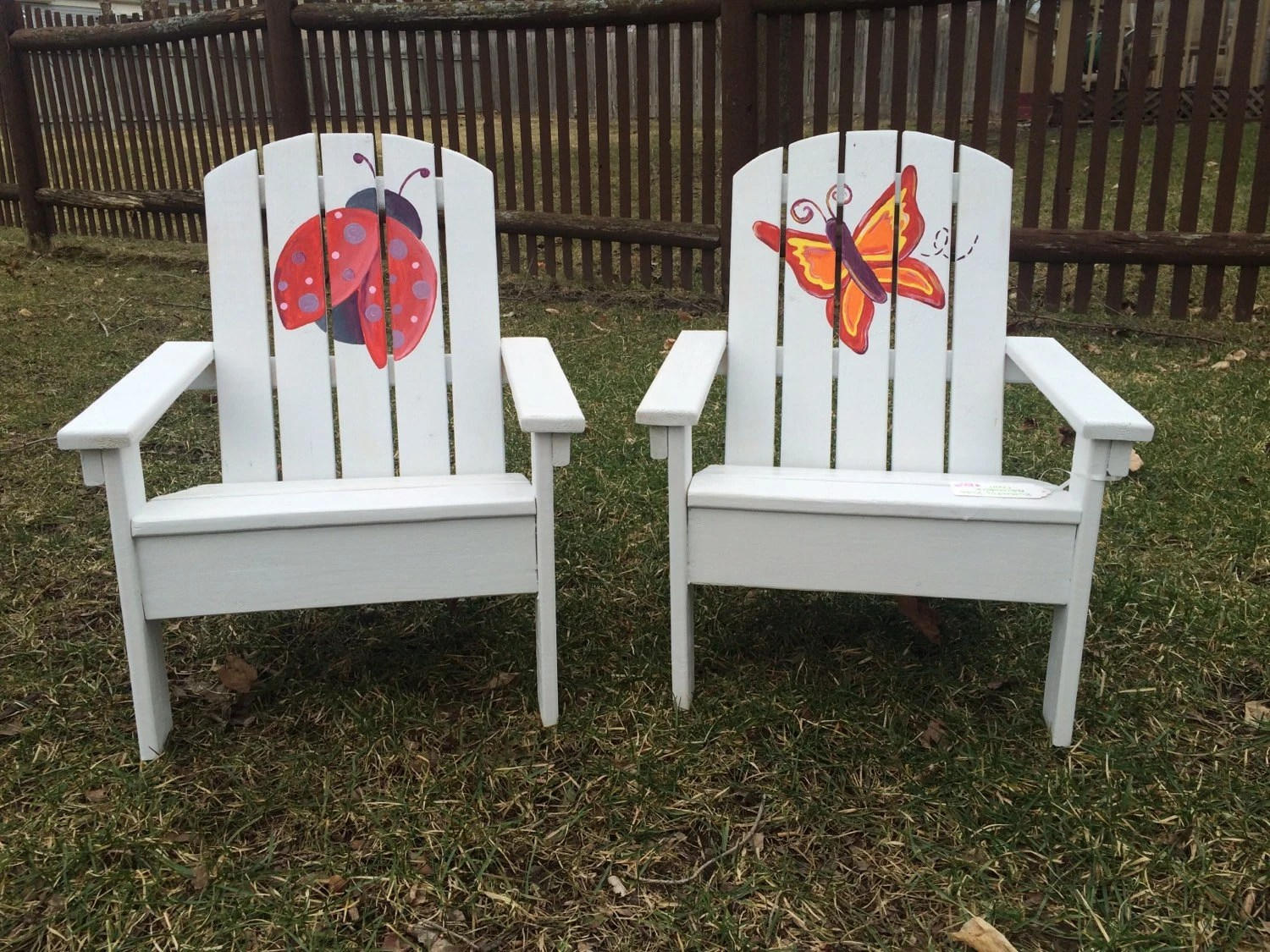 Kid Adirondack Chair Custom Adirondack Chair Child Size Chair Personalized