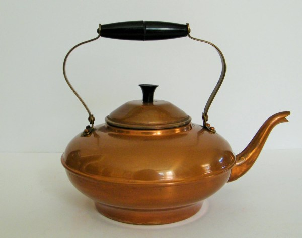 Solid Copper Tea Kettle Aladdin Tea Kettle Copper Kitchen