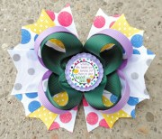 items similar summer hair bow
