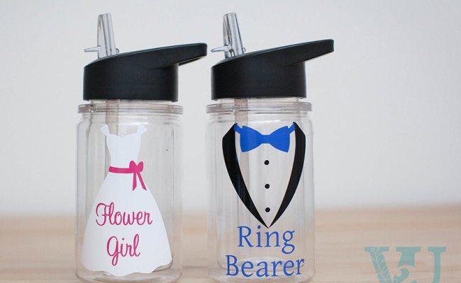 Ring Bearer Gift Flower Girl Gift Wedding Party Kids