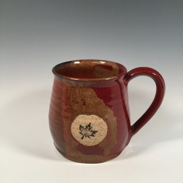 Pottery Mug Ceramic Coffee Cup 16 oz Ready to Ship