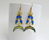 San Diego Chargers Earrings San Diego Chargers Jewelry San