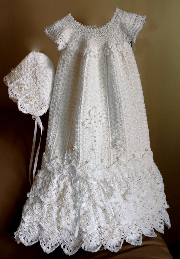Knitted Christening Gowns Vtwctr