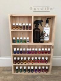 Unfinished Essential Oil Storage Essential Oil by ...