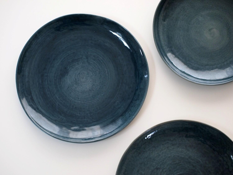 Steingut Geschirr Blau Toskana Geschirr Von Rice Espressotasse