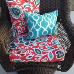 Custom Outdoor Chair Cushions Covers The Outlet Portland Oregon Coastal Colors Patio Furniture Cushion