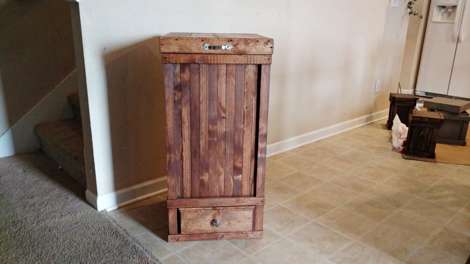 30 gallon kitchen trash can sink for rustic with