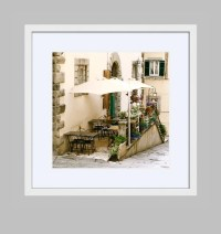 Framed Tuscany Wall Art Ready to Hang Photography Tuscan
