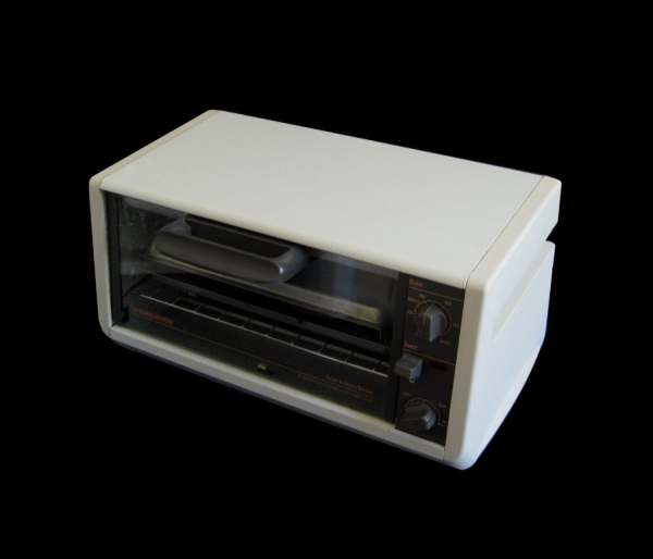 Black and Decker Under Cabinet Toaster Oven