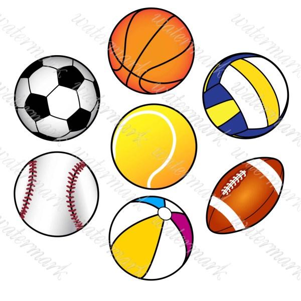 balls digital soccer sport