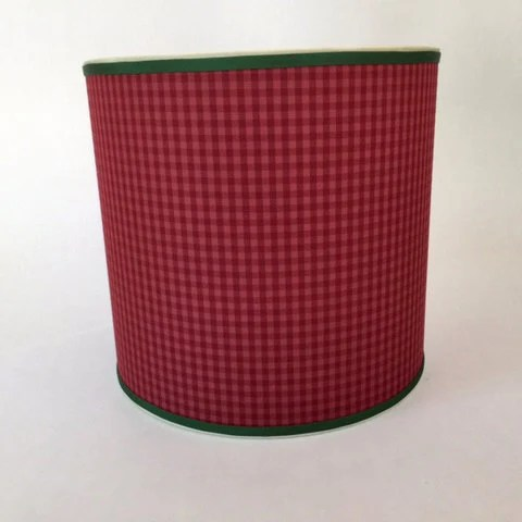 Red Drum Lamp Shade Drum Lamp Shades Red Lamp Shade by