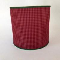 Red Drum Lamp Shade Drum Lamp Shades Red Lamp Shade by ...