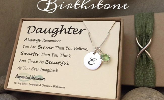 Gifts For Daughter Gift Personalized Gift By Imprintedmemories