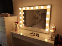 Vanity Table With Lighted Mirror Ikea  Nazarm.com