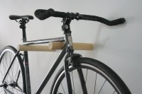 LEVITA // wood bike rack/Bike hanger/ Bicycle storage/Bike