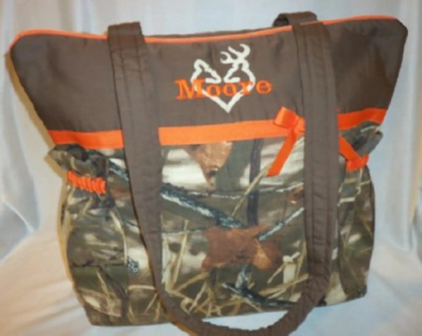 Camo Choice Duffle Diaper Bag Mossy Oak Max 4 Hd Xlg Handbag