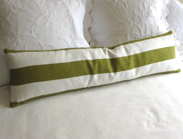 Daybed Wedge Bolster Pillows