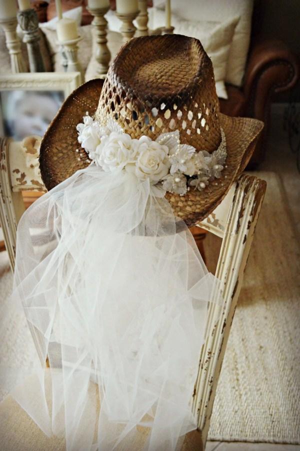 Western-bridal-hat-cowboy Hat-cowgirl Morganthecreator