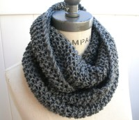 Most sold best selling shops item grey Gray knit Scarf