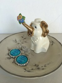 Elephant Ring Holder Elephant Jewelry Holder Elephant Ring