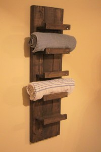 Towel rack bathroom towel shelf bathroom towel by ...
