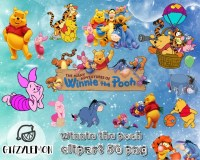 Winnie The Pooh Clipart 50 PNG High Resolution Disney Clipart