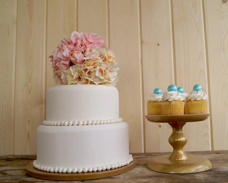 14 Inch Cake Stand Cupcake Stand Pedestal By Ritamarieweddings