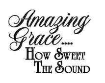 Popular items for amazing grace on Etsy